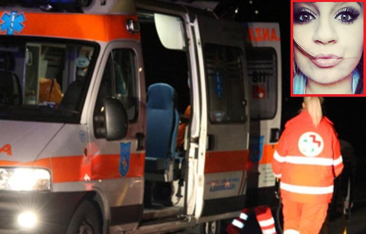 incidente a Catania, muore Flavia Magro